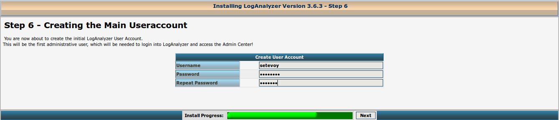 Установка и настройка LogAnalyzer на Debian 6
