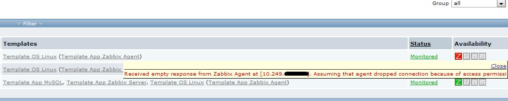 CentOS: установка и настройка Zabbix-agent