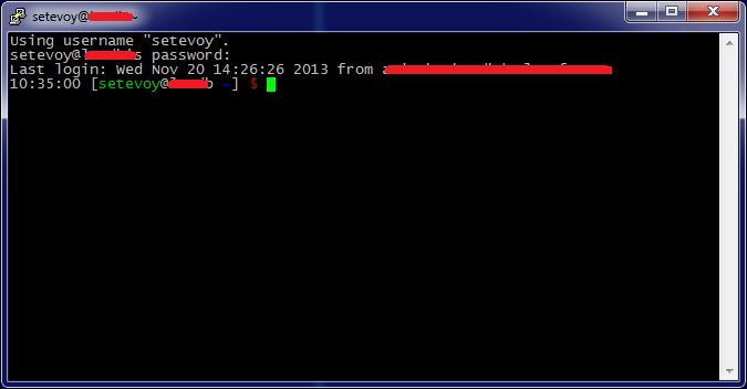 Putty: настройка авторизации SSH по ключу