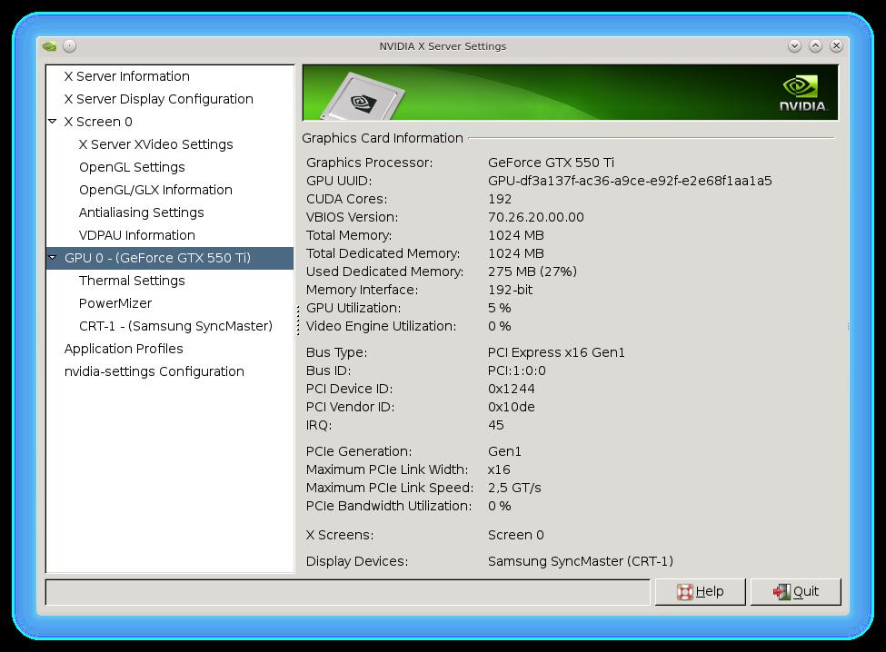 Установка драйвер nvidia ubuntu
