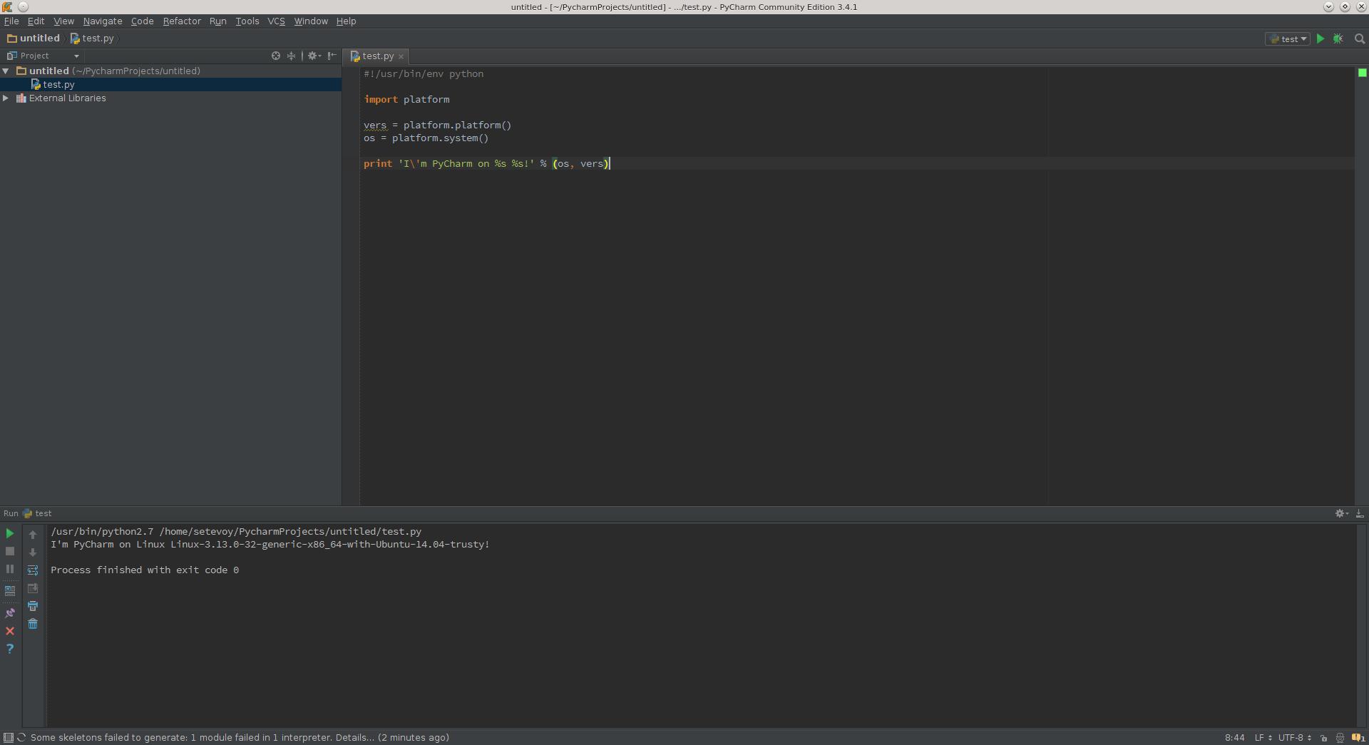 Pycharm Database Tool Window - Gikymes