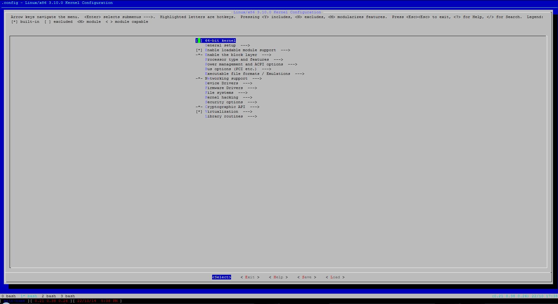 CentOS: замена ядра 2.6 на 3.10