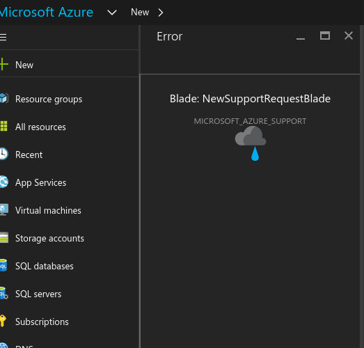 azure_fuck_support