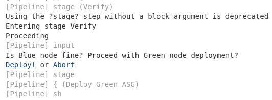 AWS: AWS CLI и bash — blue/green деплой AutoScale группы за ELB