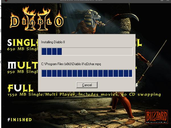 Arch Linux: запускаем Diablo 2