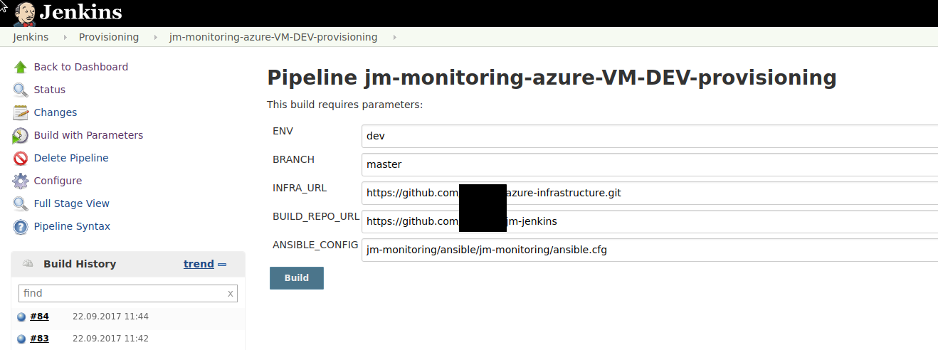 Jenkins: Pipeline, Groovy, Ansible и VM provisioning