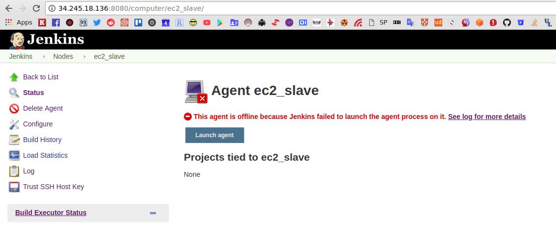 Jenkins: запуск Jenkins в Docker и подключение SSH Slave