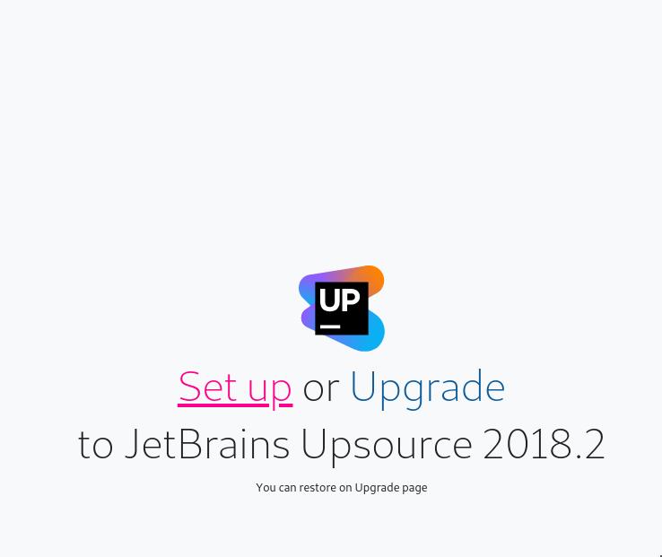 JetBrains Upsource: installation, configuration on Linux with NGINX
