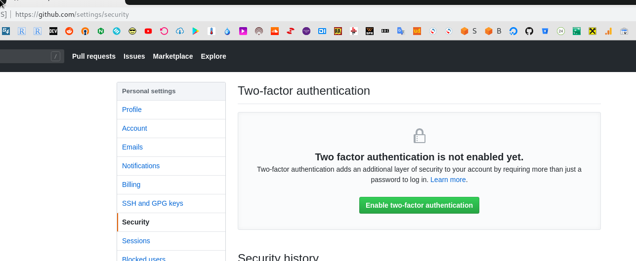 Authy: step by step Multi-Factor Authentication