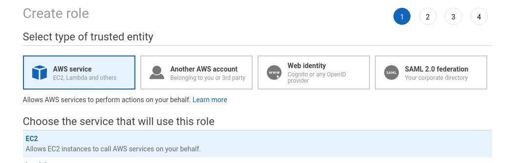 AWS: IAM users keys rotation, EC2 IAM Roles and Jenkins
