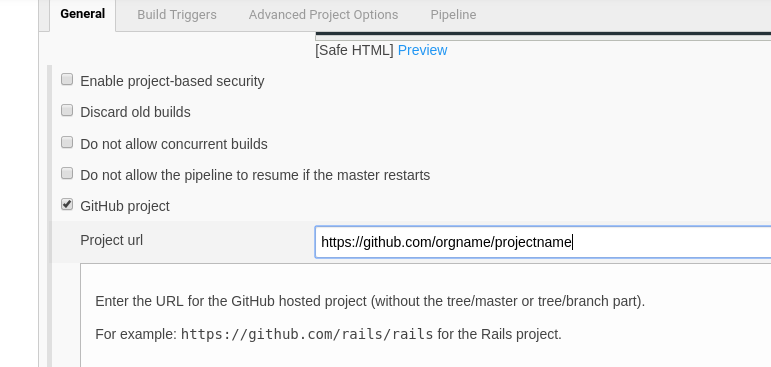Jenkins: running PHPUnit from Codeception by a Pull Request in